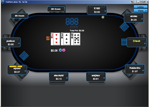 888 poker online support